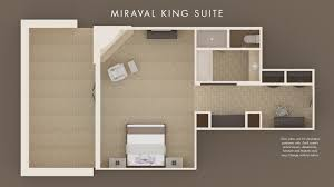 Massage Spa Floor Plans by Arizona Resort Suites At Miraval Resort And Spa