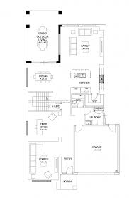 outdoor living floor plans two storey house plans melody mojo homes