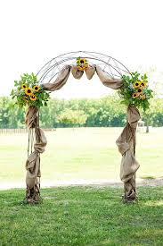 Wedding Arch Ideas Fall Wedding Arch Ideas