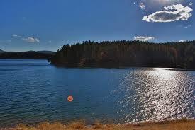 South Dakota lakes images Deerfield lake sd jpg
