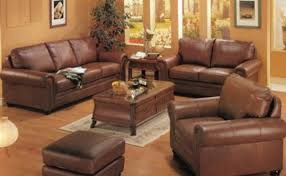 Brown Leather Sofa Living Room Much Brown Furniture A National Epidemic Lorri Dyner Design