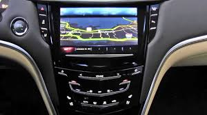 cadillac srx cue system cadillac cue cadillac user experience infotainment system review