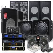 big home theater speakers big party speakers pa amplifier professional dj mixer disco 1200w