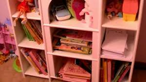 Princess Bookcase Fairy Princess Room Reveal How To Decorate A Kids Room On A