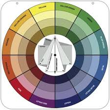 choose paint colors with a color wheel color wheels wheels and room