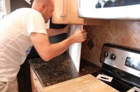 Marvellous Temporary Kitchen Backsplash Pictures Design Ideas - Temporary kitchen backsplash