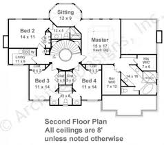 chassereau neoclassic house plan luxury home blueprints