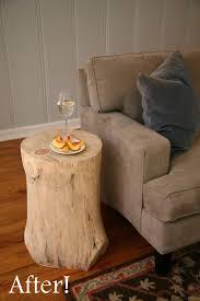 best 25 tree trunk table ideas on tree table tree