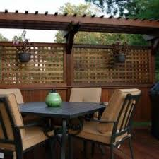 Backyard Privacy Screens by 16 Best Privacy Screens Images On Pinterest Privacy Fences