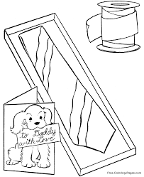 fathers day coloring book pages sheets and pictures 002