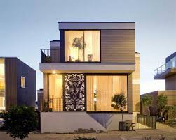 tiny house exterior design null object