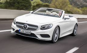 Mercedes C Class Coupe Convertible 2017 Mercedes Benz S Class Cabriolet Drive U2013 Review U2013 Car And Driver