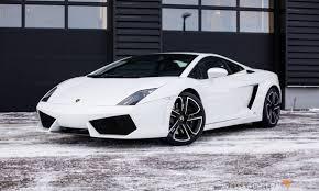 Lamborghini Gallardo White - 2009 lamborghini gallardo lp 560 4 e gear lamborghini calgary