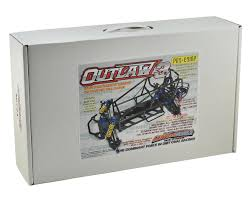outlaw 3 pro comp 1 10th electric sprint car dirt oval kit by