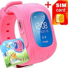 children s gps tracking bracelet gbd gps tracker smart for kids with sim card