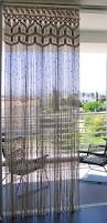 macrame bohemian curtains boho wedding backdrop large room divider