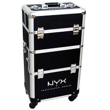 professional makeup artist bag nyx x large makeup artist with lights sleekshop