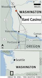 Mohegan Sun Map Cowlitz Tribe Opening 510m Casino Complex They Hope Will Draw 4 5