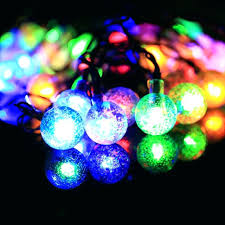 led color changing globe string lights with remote led string lights color changing outdoor colored indoor dry multi