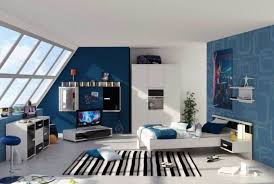 Modern Bedroom Designs 2016 Curtain Color For Blue Walls Blue And White Bedroom Ideas