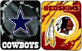 thanksgiving throw cowboys vs redskins