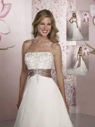 wedding dresses with sash ribbon 179 99 2017 alluring siren a line applique empire wasit
