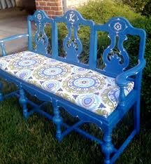 from chairs to a bench frou frugal