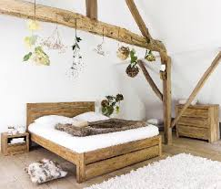decoration chambre nature une chambre chaleureuse et cocooning