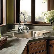 moen boutique kitchen faucet ca87006 boutique chrome pulldown kitchen faucet