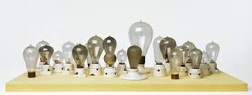 when was light bulb invented light bulb history of light bulbs while in residence at the