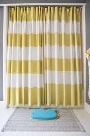 Shower Curtain To Window Curtain Best 50 Beautiful Fabric Shower Curtain Foter
