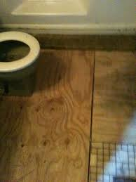 Rotten Bathroom Floor - 50 best bath remodel images on pinterest bathroom ideas