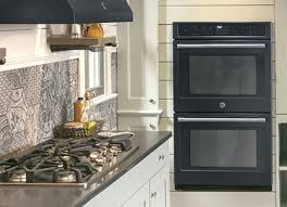 kitchen design white cabinets black appliances 4 color palettes that pair perfectly with black kitchen