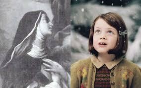 lucy narnia saint yep miraculous