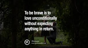 Love Is Unconditional Quote by 40 Romantic Quotes About Love Life Marriage And Relationships