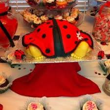 lil baby shower chocolates galore ladybug baby shower theme dessert table