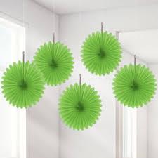 paper fans paper fan decorations delights
