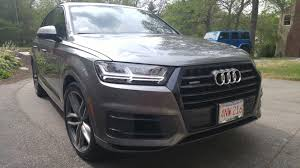 Audi Q7 Grey - graphite with black optic package audiworld forums