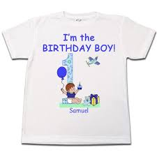 1st birthday boy babys 1st birthday t shirt for boy personalized mandys moon