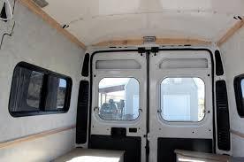 Camper Van Interior Lights Promaster Diy Camper Van Conversion Paneling