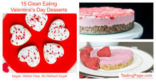 vegan s day clean s day desserts tasting page