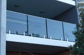 21 52mm toughened laminated glass balustrade exporter tempered