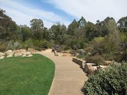 The Australian Botanic Garden Australian National Botanic Gardens Canberra Trevor S Travels