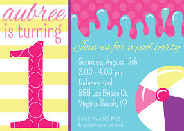 free 1st birthday invitations templates drevio invitations design