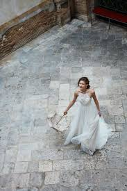 bridal gowns the newest styles from bhldn u0027s italian shoot