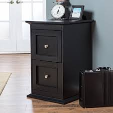 2 drawer file cabinet amazon black wood file cabinet belham living hton 2 drawer wood file