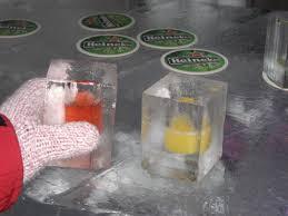 une visite magique à l u0027hôtel de glace de québec expérience transat