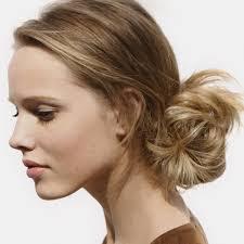 comment cuisiner des chignons tutoriel cheveux comment faire un chignon désinvolte québec