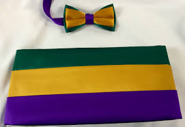 mardi gras vests traditional mardi gras cummerbund and bow tie s tuxedo