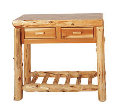 Sofa Table With Drawers Rustic Coffee Tables And Rustic End Tables Black Forest Décor